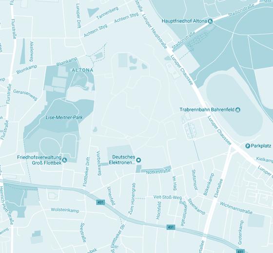 Forschungslandkarte : Hamburg Research Academy